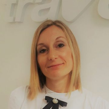Arianna Dabizzi - Ticketing Travel Center Operation Manager