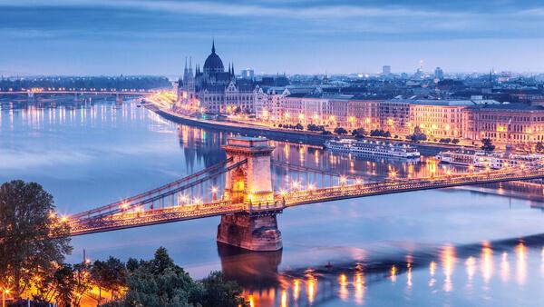 Budapest top 10 destinazioni under 30