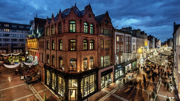 Dublino top 10 destinazioni under 30