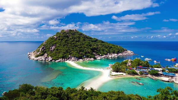 Koh-Pangan top 10 destinazioni under 30