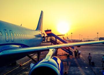 La ripresa dei voli europei