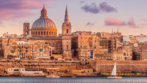 Malta top 10 destinazioni under 30