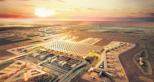 i 10 aeroporti più grandi del mondo Nuovo Aeroporto Istanbul Travelgood