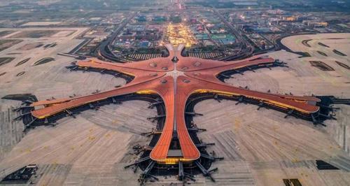 I 10aeroporti più grandi del mondo Pechino Daxing Travelgood
